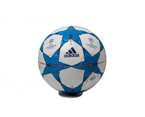 Adidas Soccer Football Blue & White