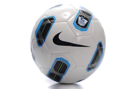 Nike Soccer Football Blue & White
