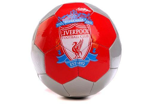 Liverpool Soccer Football Grey & Red