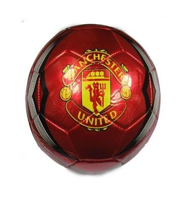 Manchester United Soccer Football Red