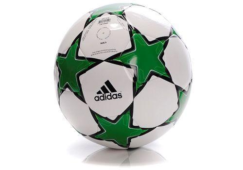 Adidas Soccer Football Green & White