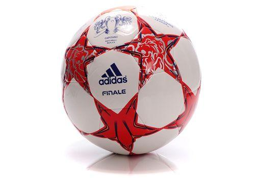 Adidas Soccer Football White & Red