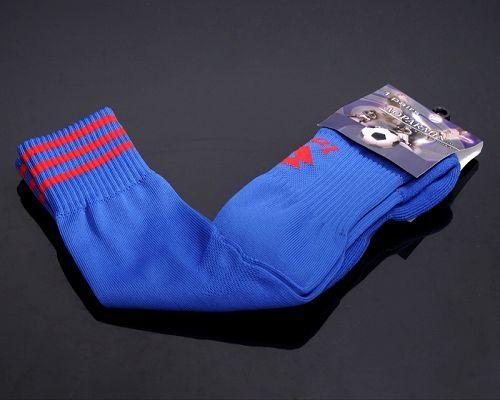 Soccer Football Sock Blue