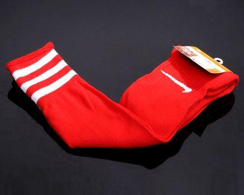 Nike Soccer Football Sock Red