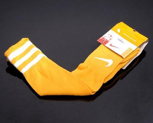 Nike Soccer Football Sock Yellow