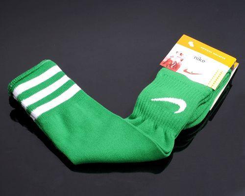 Nike Soccer Football Sock Green