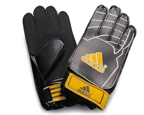 Adidas Soccer Goalie Glove Yellow