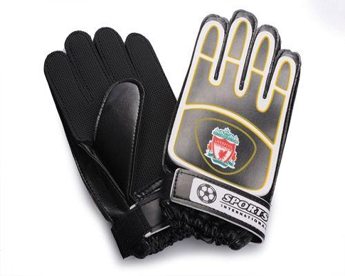 Liverpool Soccer Goalie Glove Yellow