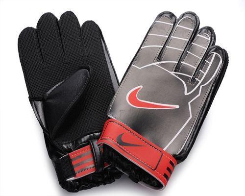 Nike Soccer Goalie Glove Red