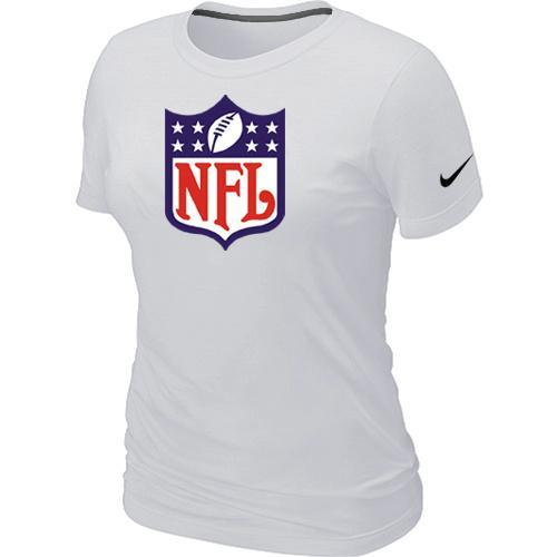 Women's Nike NFL Logo NFL T-Shirt White