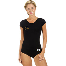 Pro Line Green Bay Packers Women's Body Suit