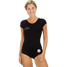 Pro Line Pittsburgh Steelers Women's Body Suit