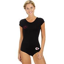 Pro Line Kansas City Chiefs Women's Body Suit