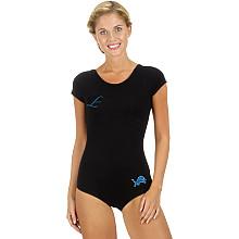 Pro Line Detroit Lions Women's Body Suit