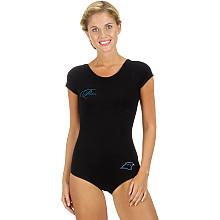 Pro Line Carolina Panthers Women's Body Suit