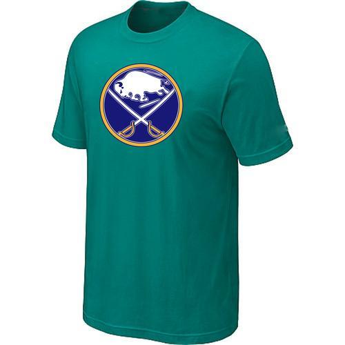 Buffalo Sabres Big & Tall Logo Teal Green NHL T-Shirt