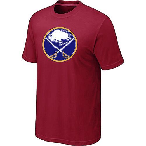 Buffalo Sabres Big & Tall Logo Red NHL T-Shirt