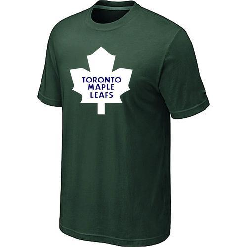 Toronto Maple Leafs Big & Tall Logo Dark Green NHL T-Shirt