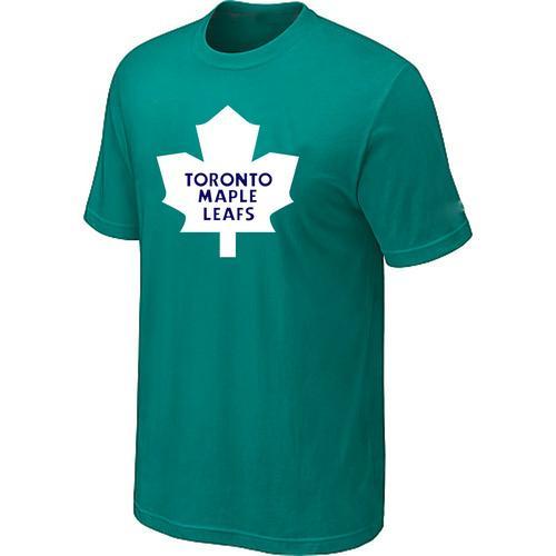 Toronto Maple Leafs Big & Tall Logo Teal Green NHL T-Shirt