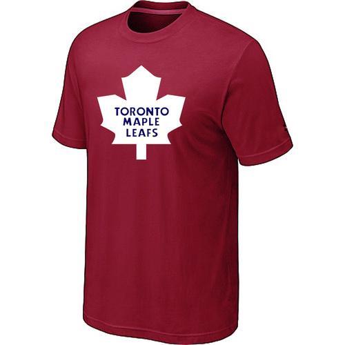 Toronto Maple Leafs Big & Tall Logo Red NHL T-Shirt