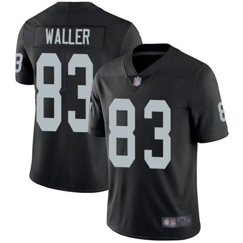 Nike Raiders #83 Darren Waller Black Team Color Youth Stitched NFL Vapor Untouchable Limited Jersey